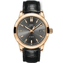 IWC Red gold Automatic Grey No numerals 40mm new Ingenieur Automatic