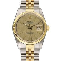 Rolex Datejust Steel 36mm Champagne United States of America, New York, New York