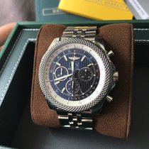 Breitling Bentley 6.75 new 2019 Automatic Chronograph Watch with original box and original papers A4436412/BE17