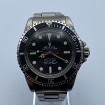 Rolex Submariner (No Date) 5512 Muy bueno Acero Automático