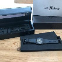 Bell & Ross Carbon Automatic pre-owned BR 01-92