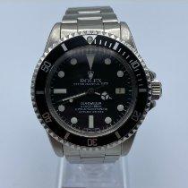 Rolex Sea-Dweller Сталь Чёрный