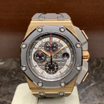 Audemars Piguet 26568OM.OO.A004CA.01 Or rose 2014 Royal Oak Offshore Chronograph 44mm nouveau