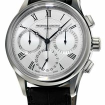 Frederique Constant Manufacture new Automatic Chronograph Watch with original box and original papers FC-760MC4H6 FC760MC4H6