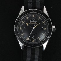 Omega Seamaster 300 Acier 41mm Noir Arabes