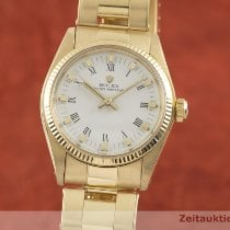 Rolex Oyster Perpetual 31 31mm Bjel