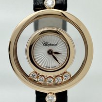 Chopard Happy Diamonds Roségold 26mm Perlmutt Deutschland, Frankfurt am Main