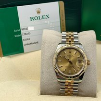 Rolex Datejust 2017 pre-owned
