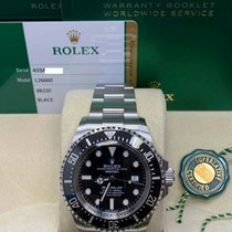 Rolex Sea-Dweller Deepsea 2010 pre-owned