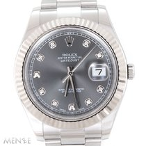 Rolex Datejust II Steel 41mm Grey