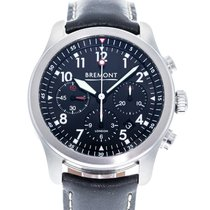 Bremont Black 2010 pre-owned