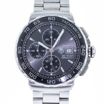 TAG Heuer Formula 1 Calibre 16 Steel 44mm Grey United States of America, Georgia, Atlanta