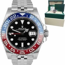 Rolex GMT-Master II Steel 40mm Black United States of America, New York, Massapequa Park
