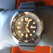 Seiko Steel 45mm Automatic SRPC49K1 new