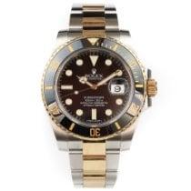 Rolex 116613LN Acero y oro 2015 Submariner Date 40mm usados