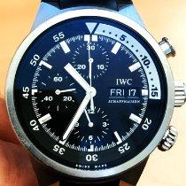 IWC IW376803 Acero 2008 Aquatimer Chronograph 42mm usados