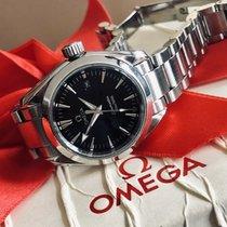 Omega Seamaster Aqua Terra Stahl 29mm Schwarz