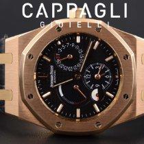 Audemars Piguet Royal Oak Dual Time 26120OR.OO.D002CR.01 Foarte bună Aur roz 39mm Atomat