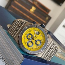 Audemars Piguet Royal Oak Offshore Titanio 44mm Amarillo Sin cifras