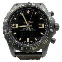 Breitling Chronospace Military Steel Black Arabic numerals United States of America, Texas, Houston