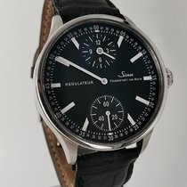 Sinn 6100 Steel 44mm Black