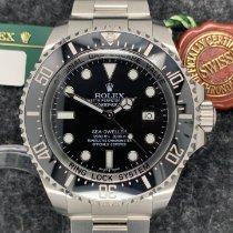 Rolex Sea-Dweller Deepsea Aço Preto