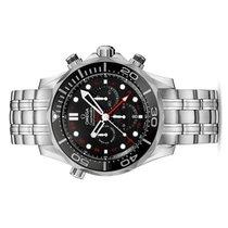 Omega Seamaster Diver 300 M Steel 44mm Black No numerals United States of America, Florida, Aventura