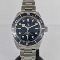 Tudor Black Bay Fifty-Eight Acier 39mm Bleu Sans chiffres France, Paris