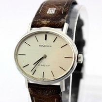 Longines Flagship Acero 28.7mm Gris