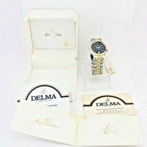 Delma Acier 33.6mm Quartz 467054 YAK-19 nouveau