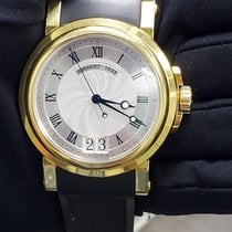 Breguet 5817BA/12/9V8 Yellow gold Marine 39mm new United States of America, New York, Manhattan