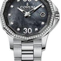 Corum Admiral's Cup Legend 38 nowość 2014 Automatyczny Zegarek z oryginalnym pudełkiem i oryginalnymi dokumentami 082.101.47/V200 PN11