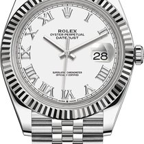 Rolex Datejust 126334 Nuevo Acero 41mm Automático