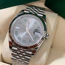 Rolex Datejust II Acero Gris