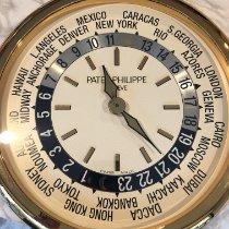 Patek Philippe Patek Philippe World Time Wall Clock Steel World Time pre-owned United States of America, Pennsylvania, Philadelphia