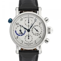 Chronoswiss Steel 38mm Automatic CH 7423 pre-owned