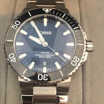 Oris Steel 43.5mm Automatic 01 733 7730 4157-07 8 24 05PEB new United States of America, California, Marina Del Rey