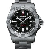 Breitling Avenger II Seawolf A1733110/BC31/169A Nuevo Acero 45mm Automático
