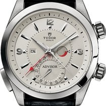 Tudor Heritage Advisor Steel 42mm Silver United States of America, New Jersey, Edgewater