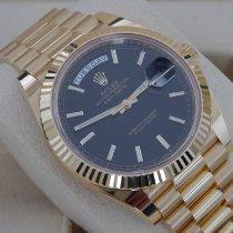 Rolex 228238 Желтое золото 2020 Day-Date 40 40mm новые