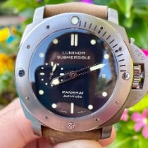 Panerai PAM 00305 Tytan 2015 Luminor Submersible 1950 3 Days Automatic 47mm używany
