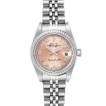 Rolex Lady-Datejust Acier 26mm Romains