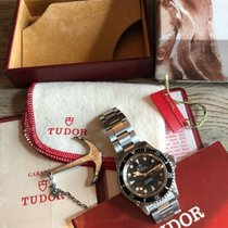 Tudor Submariner Steel 40mm Black No numerals United States of America, Illinois, Warrenville
