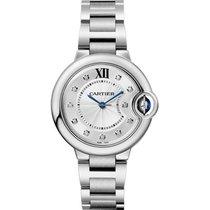 Cartier Ballon Bleu new Quartz Watch with original box and original papers W4BB0020