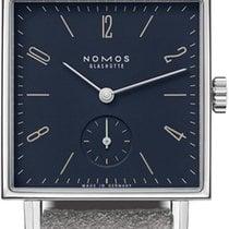 NOMOS Women's watch Tetra 29.5mm Manual winding new Watch with original box 2021