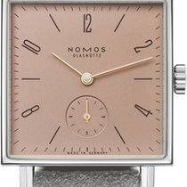 NOMOS Steel 29.5mm Manual winding 443 Divine Spark Stainless Steel Back new United States of America, New York, Airmont