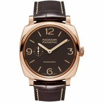 Panerai PAM00573 Or rouge 2021 Radiomir 1940 3 Days Automatic nouveau