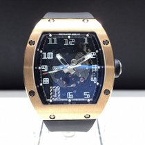 Richard Mille Rose gold 37.8mm Automatic RM005 pre-owned