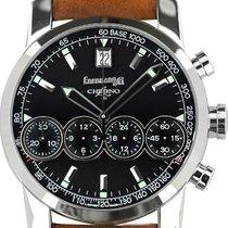 Eberhard & Co. Stal 40mm Automatyczny 31041 używany
