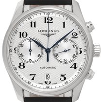 Longines Master Collection Acero 40mm Plata España, Madrid